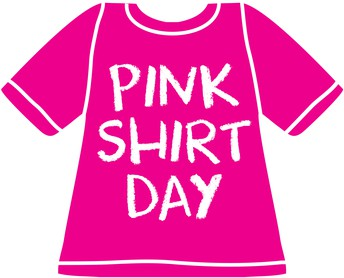 Pink t-shirt orders