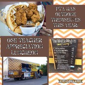 Teacher Appreciation Week was AMAZING!