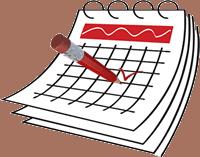 CMUE  Calendar