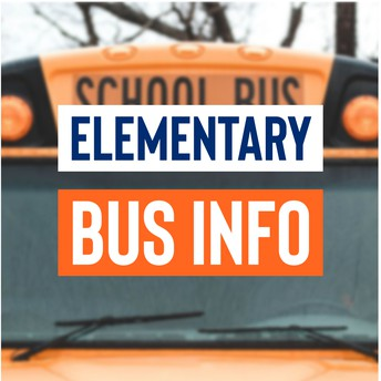 elementary bus info graphic