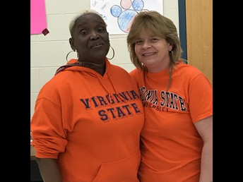 Twin Trojans at Carver MS!