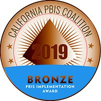 Positive Behavior Intervention & Support Award