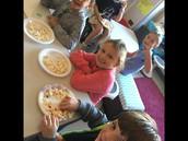 Family Thanksgiving Snack