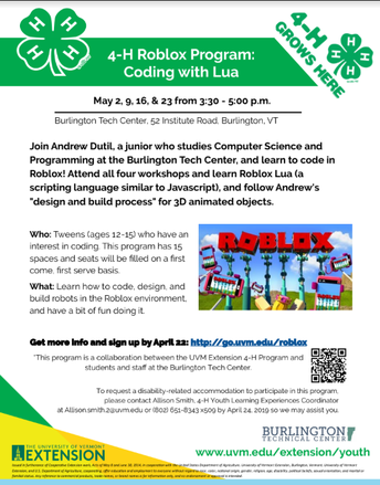 Roblox Coding with Lua