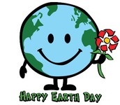 EARTH DAY, April 21