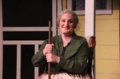 Aunt Eller (Evelyn Ortman)