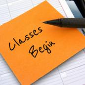 Second Semester Classes Have Begun!