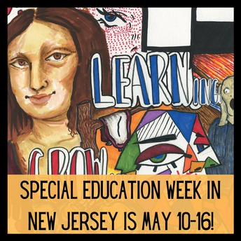 Special Education Week - May 10-16