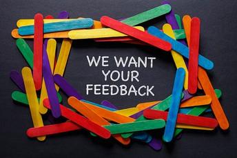 Parent Survey- We Need Your Input!