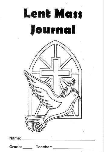 Lent Journals
