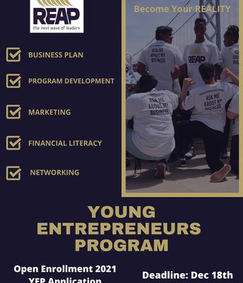Young Entrepreneurs Program
