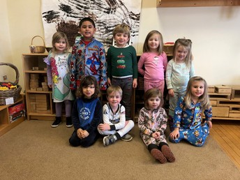 PJ Day for the Kids!