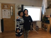 Teacher Feature - Ms. Carmen and Ms. Thais