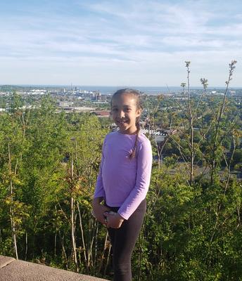 Aanjae-Maharani W., Grade 1