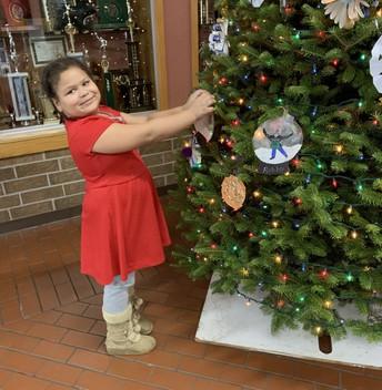 Glidden Elementary School - Ornament Update!