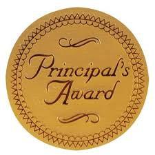 PRINCIPAL AWARDS WEEK 1, TERM 2