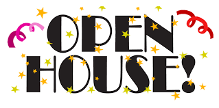 SV Open House--Thursday, April 2, 2020