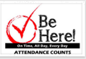 March Madness Attendance Challenge is on...Ready to Win? Week #2 - 3/11 - 3/15