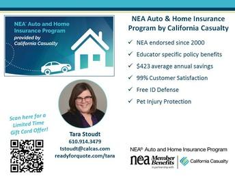 NEA Member Benefit Spotlight