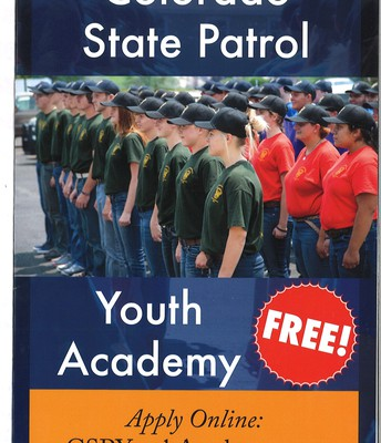Colorado State Patrol Youth Academy
