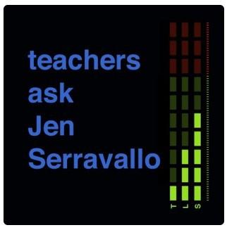 Teachers Ask Jen Serravallo