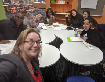 Our Diversity Committee (DIVCO) Meeting!