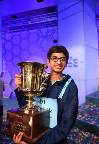 Congratulations to Karthik Nemmani!!