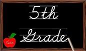 4th grade into 5th grade transition camp
