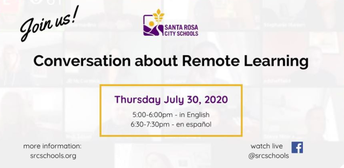 Conversations About Remote Learning