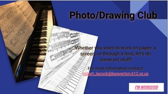 Photo and Drawing