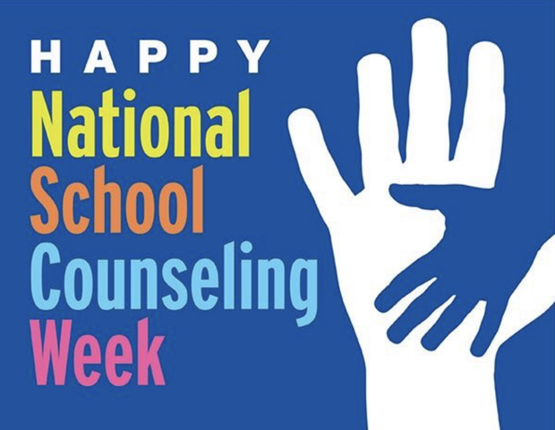 School counselor week logo