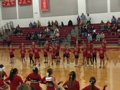 Paxton Elementary Cheer Camp Performance