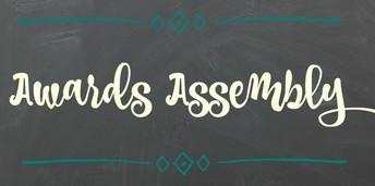 SENIOR AWARDS ASSEMBLY MONDAY EVENING........