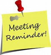 2017-2018 PTSA Meeting Dates