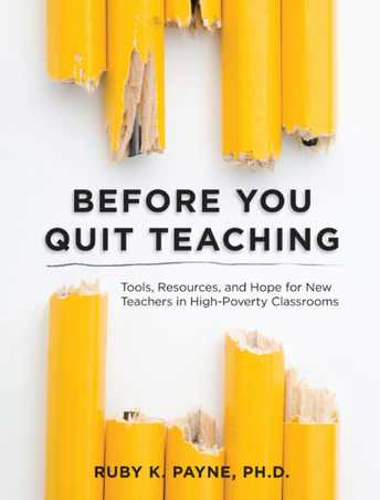 Before You Quit Teaching- NEW BOOK