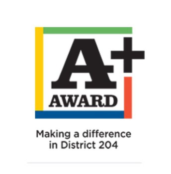Nominate a Staff Member for the A+ Award
