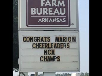 Thank you Farm Bureau