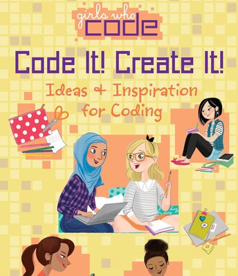 Code It, Create It!: Ideas & Inspiration for Coding by Sarah Hutt