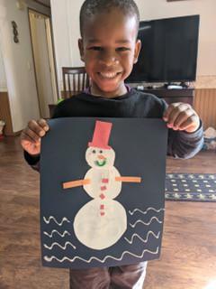 Solomon's Snowman