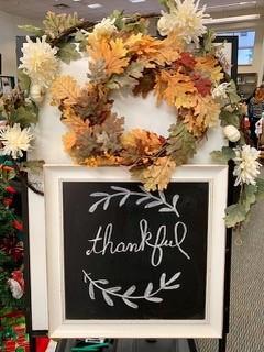 CHS/CSHS Thanksgiving Luncheon