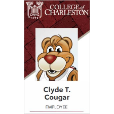 Employee Cougar Card Graphic