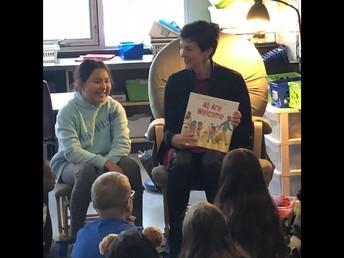 Mme DeChamplain-Good Assistant Superintendent of Educational Excellence