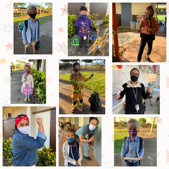 Non-Fiction Character Day