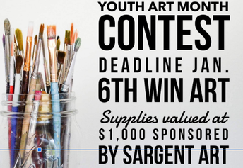 Calling All Artists! Poster Due Date EXTENDED to Jan. 15th