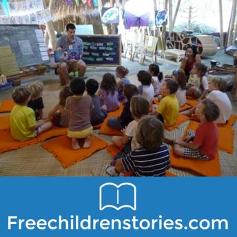 Free Childrens Stories screenshot