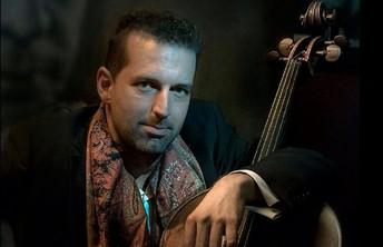 David Apellaniz, violoncel - Trío Arriaga
