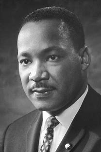 Martin Luther King Junior's Birthday Holiday