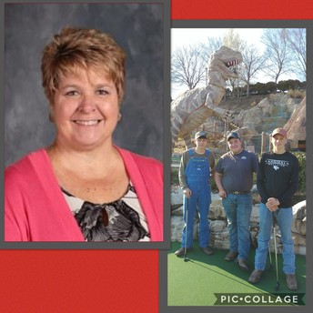 Get to Know....Kathy Loyd