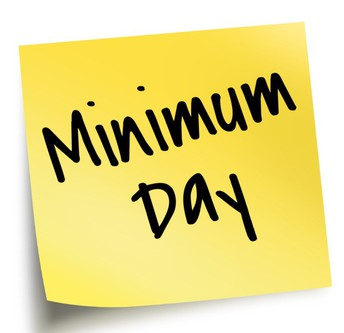 12pm Dismissal Day on Wednesday, 3/13