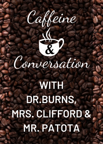 10. Caffeine & Conversation with our Admin Team | January 16th